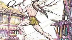 Literatur in Bildern: Tarzan