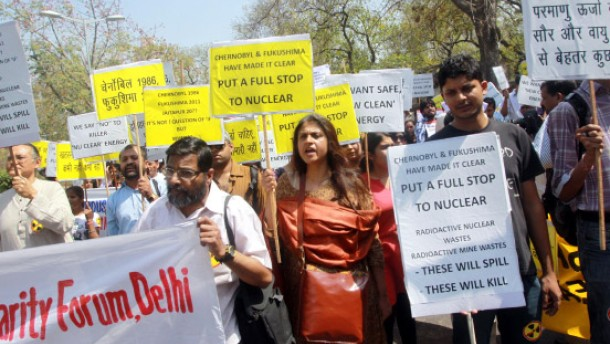 Bestechung soll Indiens Atomprogramm vorangetrieben haben