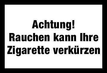 Wie den Folgen des Rauchens in zu entgehen und