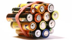 Alles hängt an der Batterie