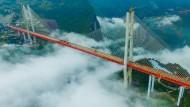 Rekord-Brücke in China eröffnet