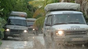 Auf die Reise mit dem Land Rover folgt oft der Kauf