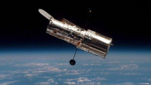 Nasa läßt Teleskop Hubble sterben
