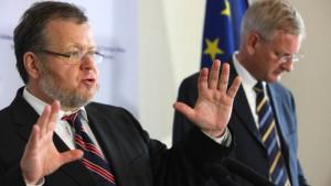 Antrag auf EU-Beitritt eingereicht
