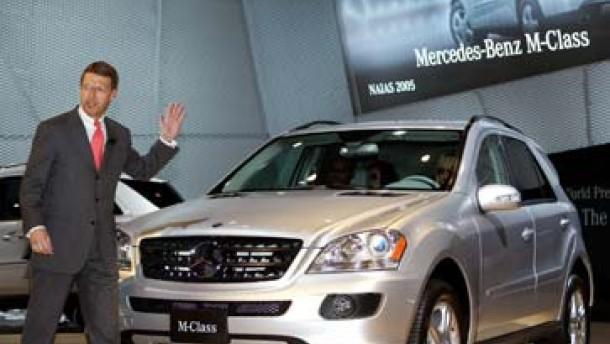 Bosch bremst Mercedes-Diesel