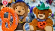 Weltmesse für Spielwaren in Nürnberg eröffnet
