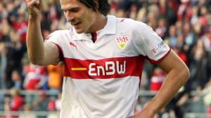 Stuttgart gewinnt das Derby