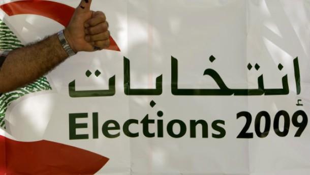Wählen ohne anzukreuzen