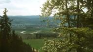 Wie ein deutsches Mittelgebirge
