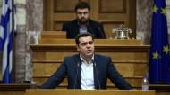 Tsipras erwartet Abschluss von Reform-Kontrolle