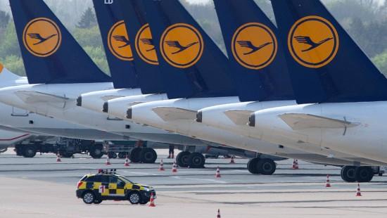 Lufthansa-Piloten bestreiken am Dienstag die Langstrecken