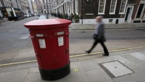 Privatisierungsplan für Royal Mail empört Briten