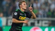 Gladbach empfängt Leverkusen