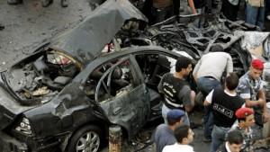 Bombenanschlag in Beirut