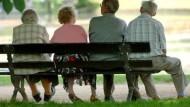 Kaufkräftige Konsumenten: Auch Rentner haben Lust zu reisen