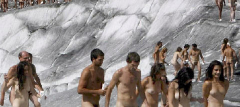 Akt der Nacktkunst