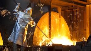IG Metall ruft Stahlkocher zu Warnstreiks auf