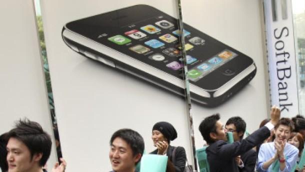 iPhone in Deutschland ausverkauft