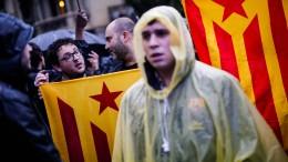 Europa stärkt Spanien den Rücken