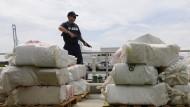 Drogen im Wert von über 40 Millionen Dollar beschlagnahmt