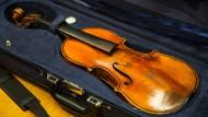 Gestohlene Stradivari nach 35 Jahren wieder aufgetaucht