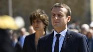 Macron-Lager holt absolute Mehrheit im Parlament