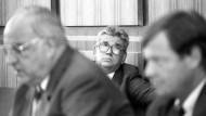 """""""Der wichtigste Mann im Kanzleramt"""": Eduard Ackermann 1989 in Bonn"""