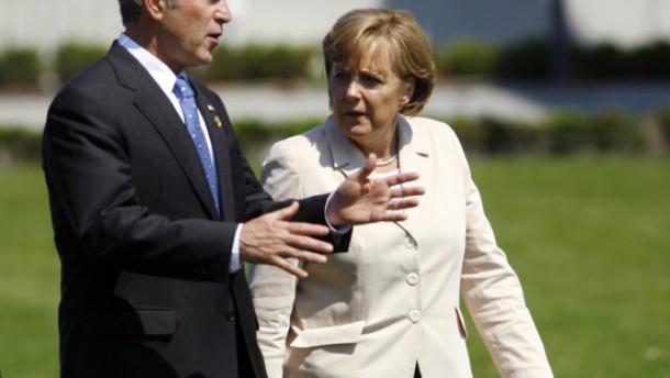 Wurde George W. Bush in Heiligendamm vergiftet?