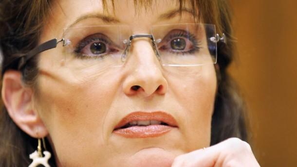 Sarah Palin gibt wieder Rätsel auf