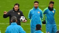 Leverkusen will gegen Atletico Madrid unbekümmert aufspielen