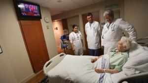 Obamas Gesundheitsreform vor wichtiger Hürde