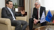 Steinmeier: Deutsch-griechisches Verhältnis intensivieren