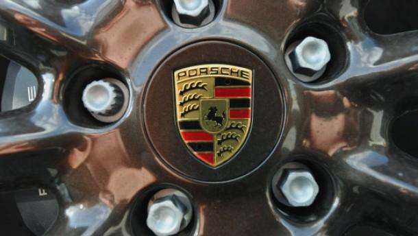 Daimler und Qatar an Porsche interessiert