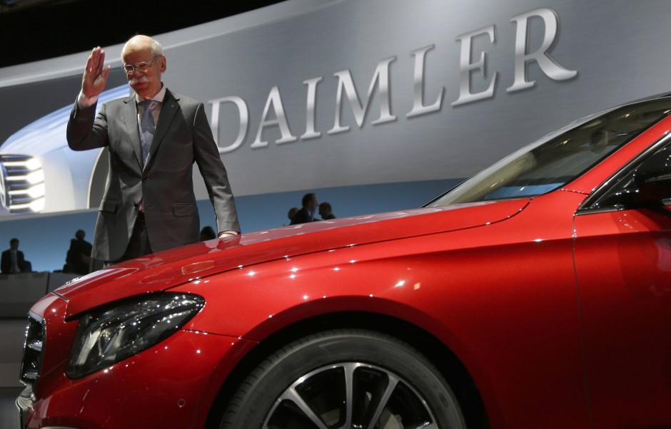 Kurs Daimler Frankfurt