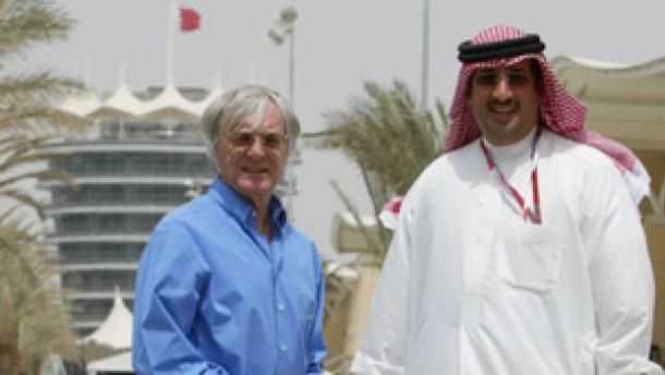 Bahrein schlägt die Kritik Bin Ladins in den Wind