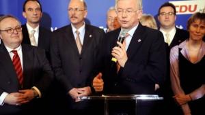 Koch benennt CDU-Kabinettsmitglieder