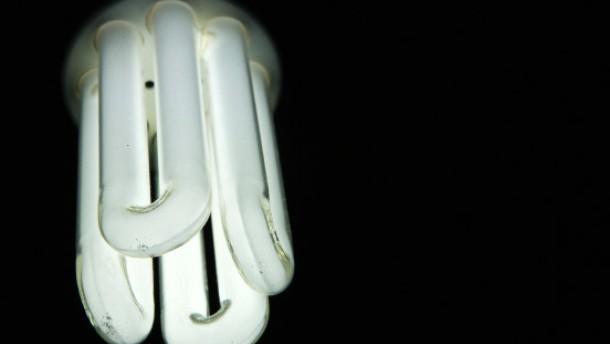 Wenn die Energiesparlampe zerbricht