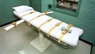 Debatte um Todesspritzen wieder entbrannt