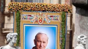 Johannes Paul II. selig gesprochen