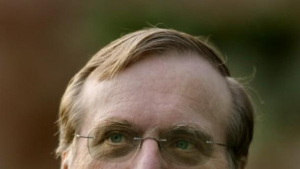 Paul Allen an Krebs erkrankt