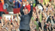 Pure Emotion: Uniteds Trainer Ferguson