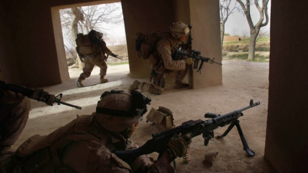 Offensive in Helmand kann Wochen dauern