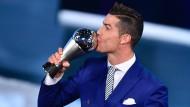 Ronaldo zum vierten Mal Weltfußballer