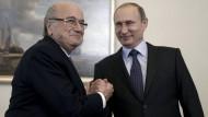 Blatter hätte den Nobelpreis verdient