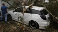 Verwüstung nach Tornado in Florida