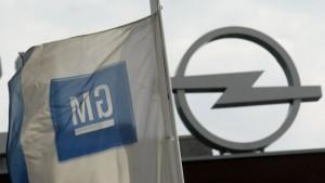 Von GM die Schnauze voll