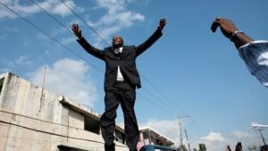 Ein Hip-Hop-Obama für Haiti