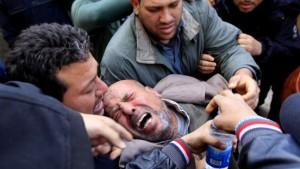 Gaddafi lässt Greuel-Beweise vernichten