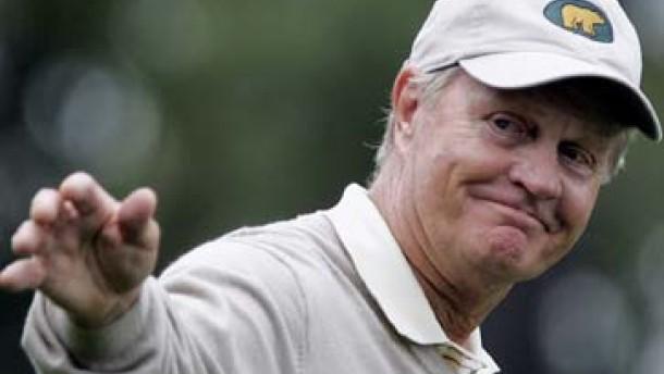 """AP <b>Jack Nicklaus</b> vor seiner """"letzten Station als Turnier-Golfer"""" - jack-nicklaus-vor-seiner"""