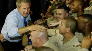Bush: Wir suchen noch